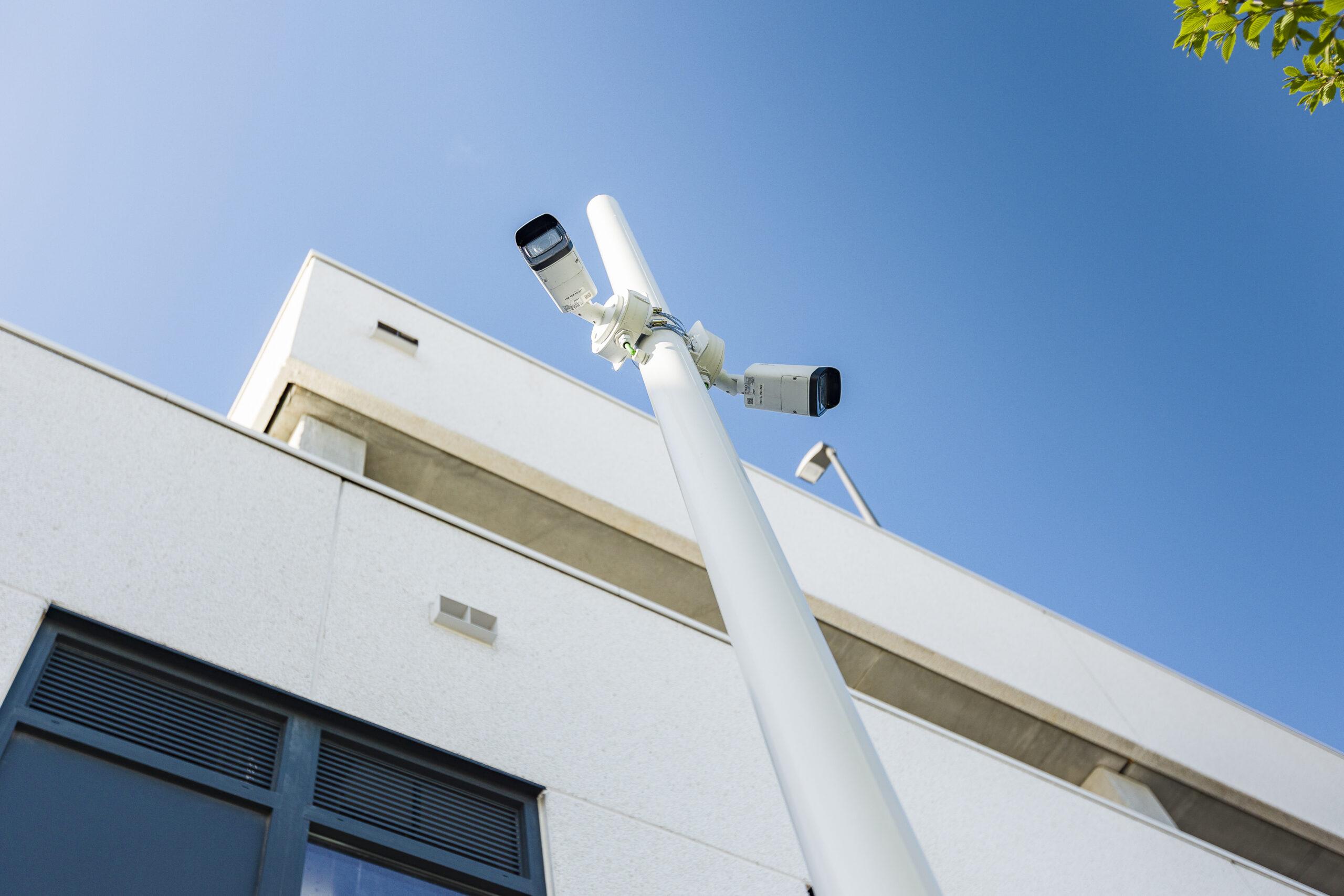 120 camera's garanderen veiligheid in nieuw distributiecentrum Van Marcke